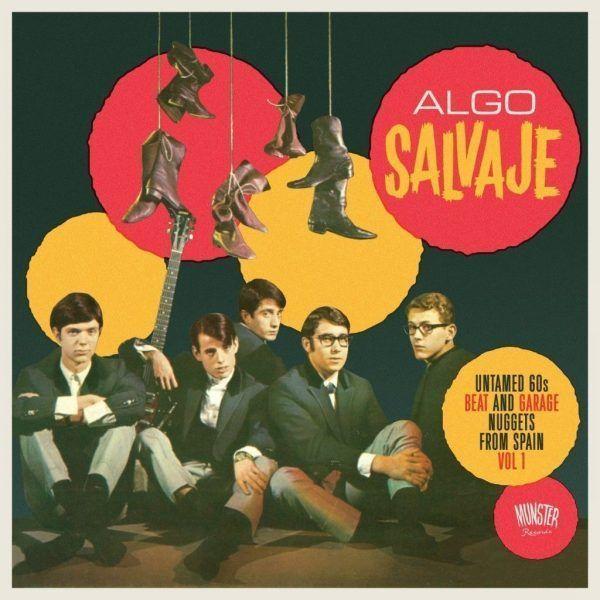 Algo Salvaje Untamed 60's
