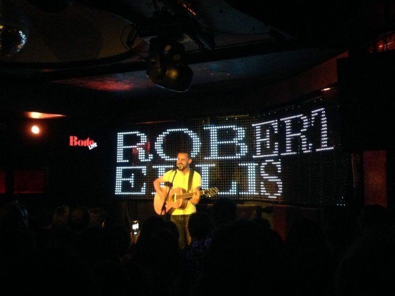 Robert Ellis, La Boite, Madrid