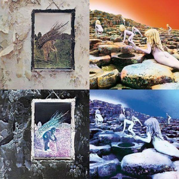Siguen las remasterizaciones de Led Zeppelin.