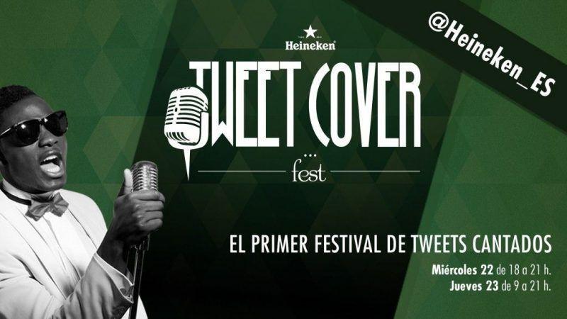 Tweet Cover Fest, una nueva iniciativa de Heineken