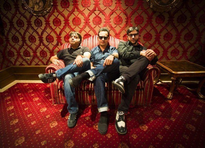 Little Cobras garage en el 3er aniversario de Espíritu de Rock'n'Roll