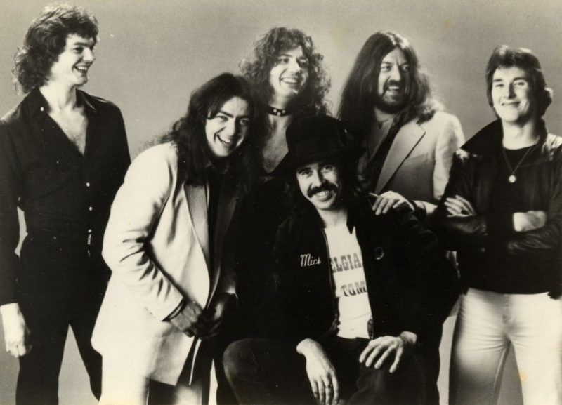 Estreno del video de Trouble con Bernie Marsden & David Coverdale