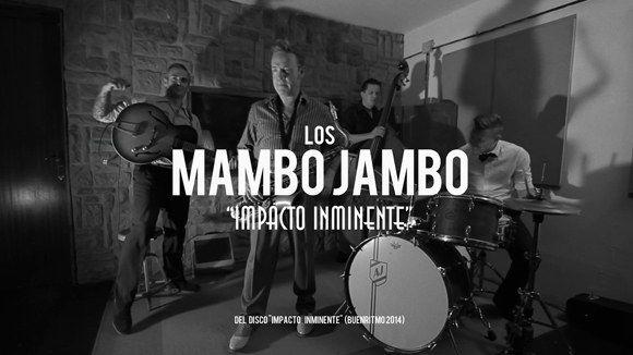"Los Mambo Jambo, nuevo video ""Impacto Inminente"""