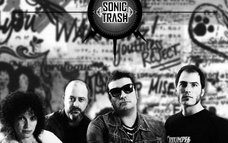 «Santo Tomás», adelanto del disco de Sonic Trash