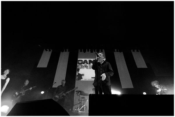 Jesus and Mary Chain plays Psychocandy, The Troxy, Londres