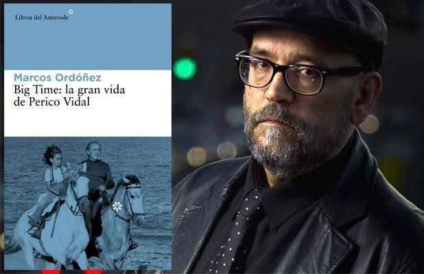 Marcos Ordóñez, Big Time: La gran vida de Perico Vidal (Libros del Asteroide)