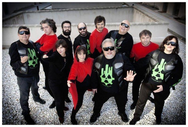 Supergrupo, la resurrección Mutante