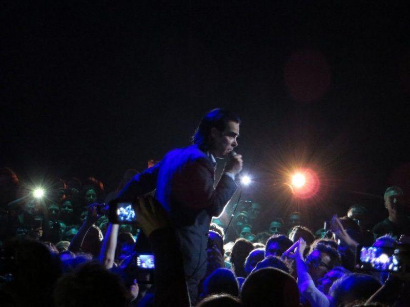 Nick Cave, Auditori Fórum, Barcelona