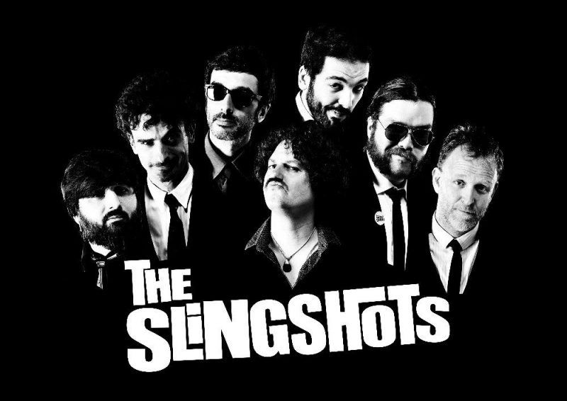 The Slingshots visitan Madrid