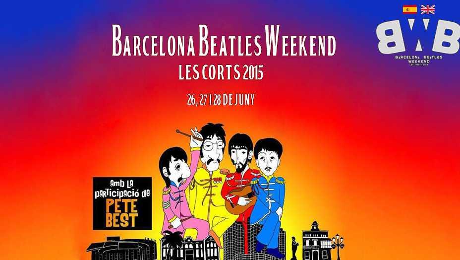 Vuelve el Barcelona Beatles Weekend