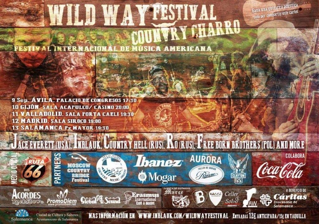 Llega el Wild Way Festival