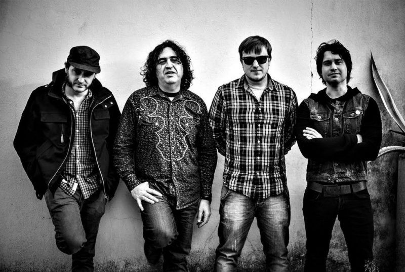 The Kleejoss Band y Javier H. Ayensa debutan en Barcelona.