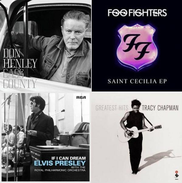 Sueno en la radio ¿y qué? (III) Elvis, Tracy Chapman, Foo Fighters y Don Henley