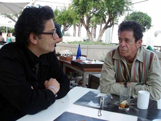 Lou Reed, Catálogo irracional, Ignacio Juliá