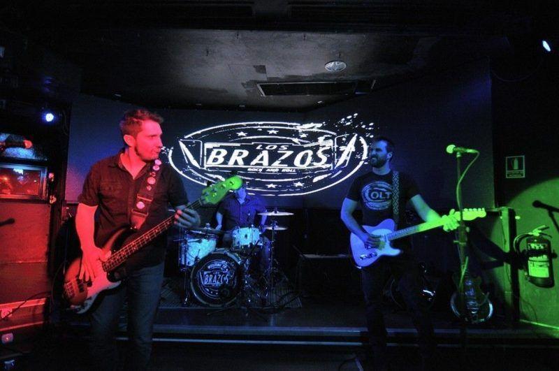 Los Brazos, Boite Live, Madrid