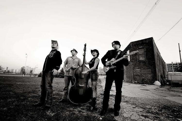 The Whiskey Daredevils, Nashville Surprise (Rookie/Drink n' drive)
