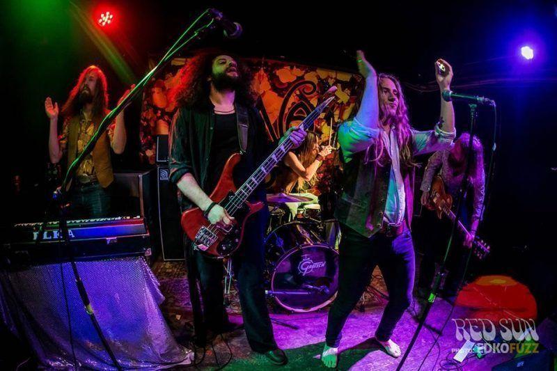 Siena Root, vikingos caleidoscópicos en el Rocksound