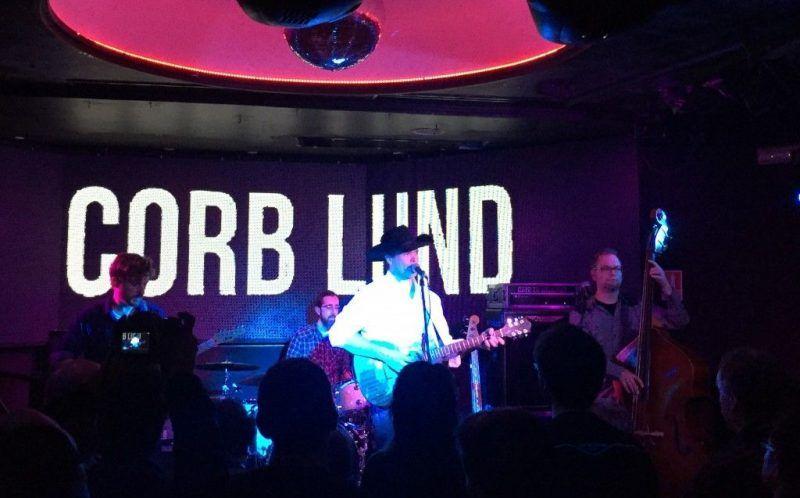Corb Lund, Boite Live (Madrid)