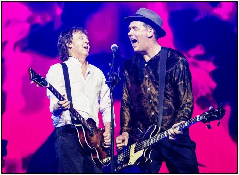 Asistimos al concierto de Paul McCartney en Seatle