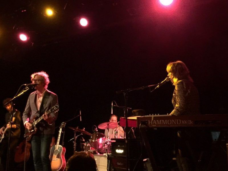 The Jayhawks, Music Hall of Williamsburg, NYC