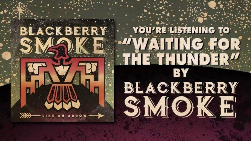 Gregg Allman en lo nuevo de Blackberry Smoke