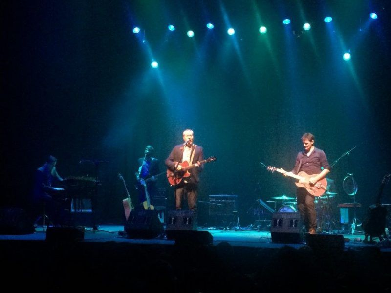 Tindersticks – Teatro Circo Price, Madrid