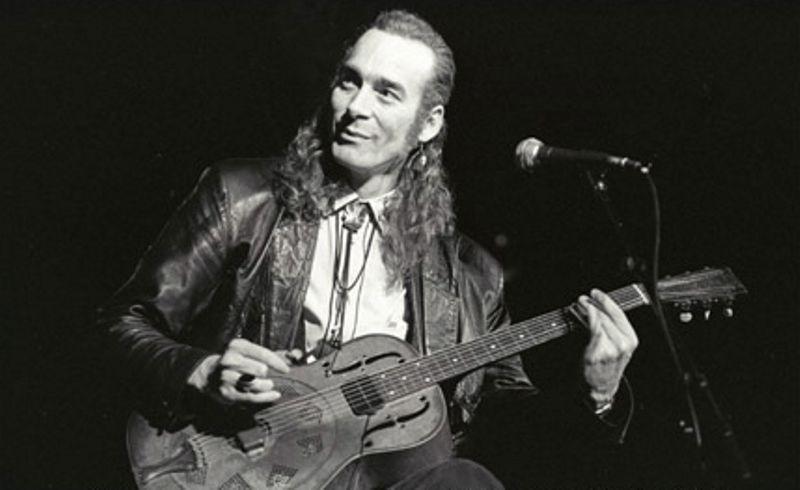 John Campbell, el blues del lado oscuro.