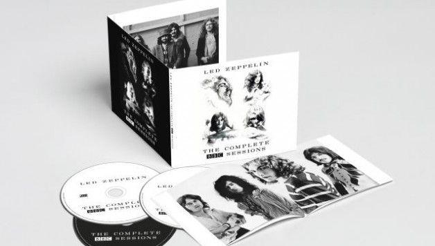Se reeditan las BBC Sessions de Led Zeppelin