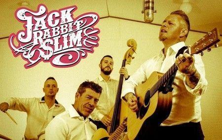 Nuevo disco de Jack Rabbit Slim