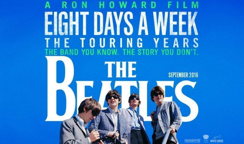 The Beatles – Eight Days A Week, The Touring Years de Ron Howard