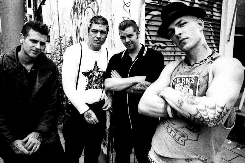 Rancid …And Out Come the Wolves