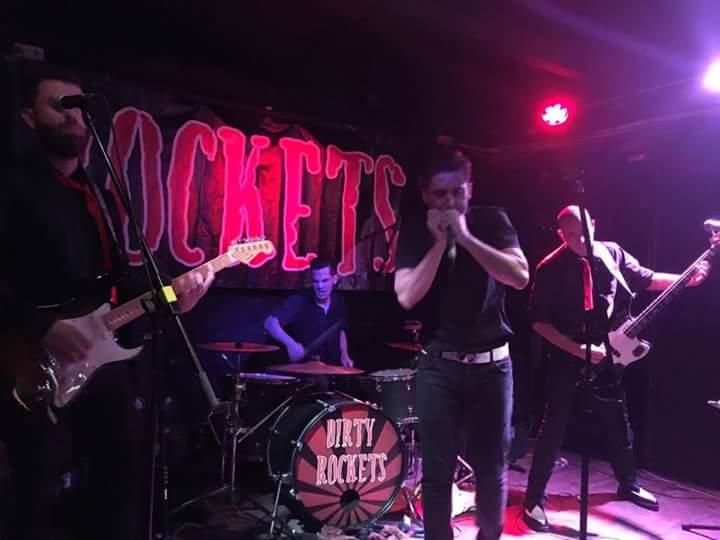 Dirty Rockets, Rocksound (Barcelona)