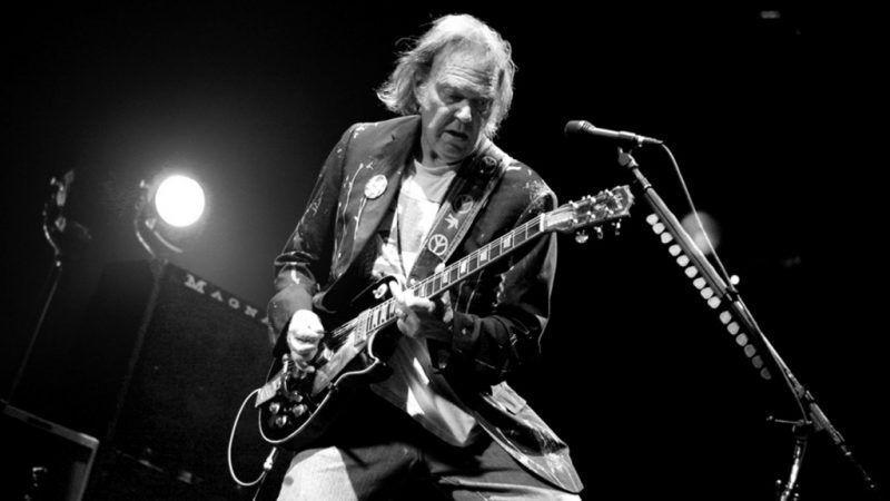 Nuevo disco de Neil Young