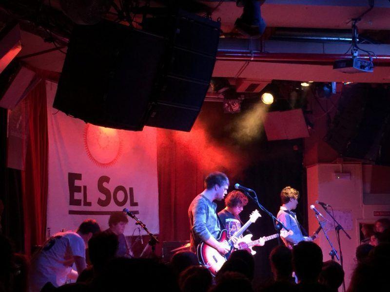 Twin Peaks – Sala El Sol (Madrid)