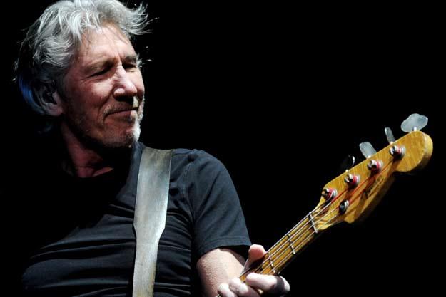 Roger Waters trabaja en un nuevo disco