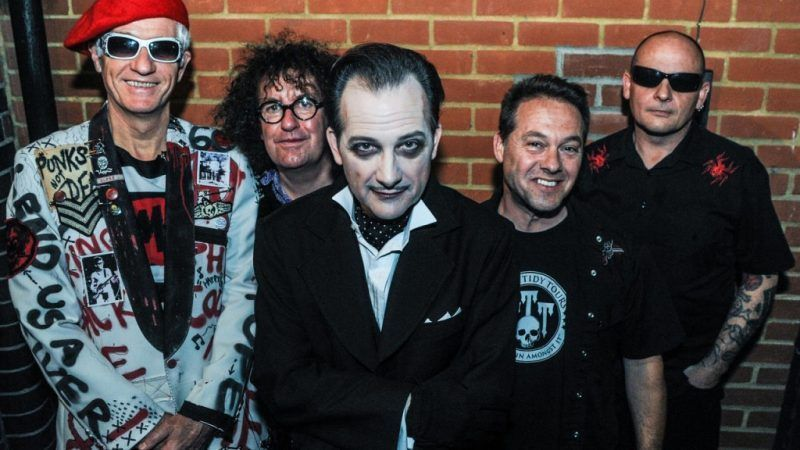 The Damned – Gira 40 Aniversario