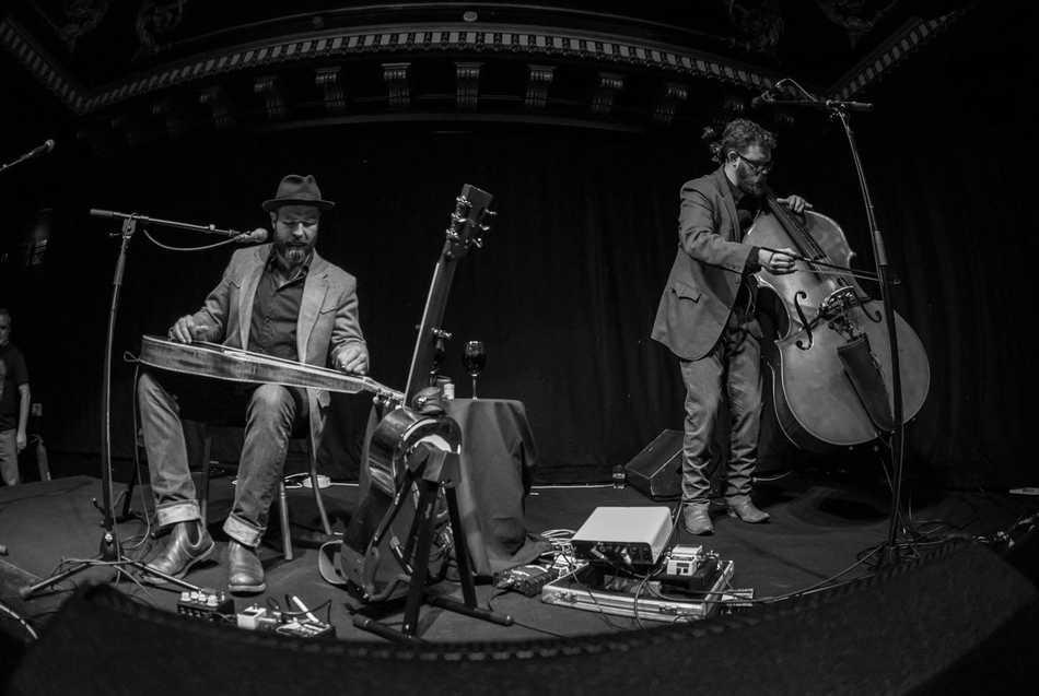 """Martin Harley & Daniel Kimbro, """"la música moderna ha perdido algo de su honestidad y autenticidad"""""""