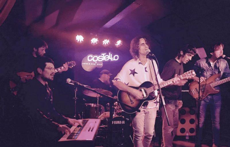 Xebi SF + Santi Campos – Costello Club (Madrid)