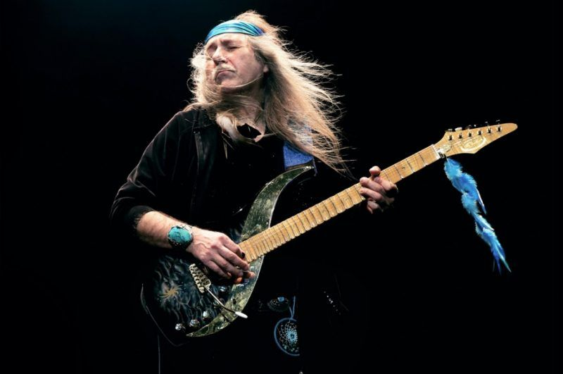 Uli Jon Roth – Tokyo Tapes Revisited/Live In Japan (UDR-Background Noise)
