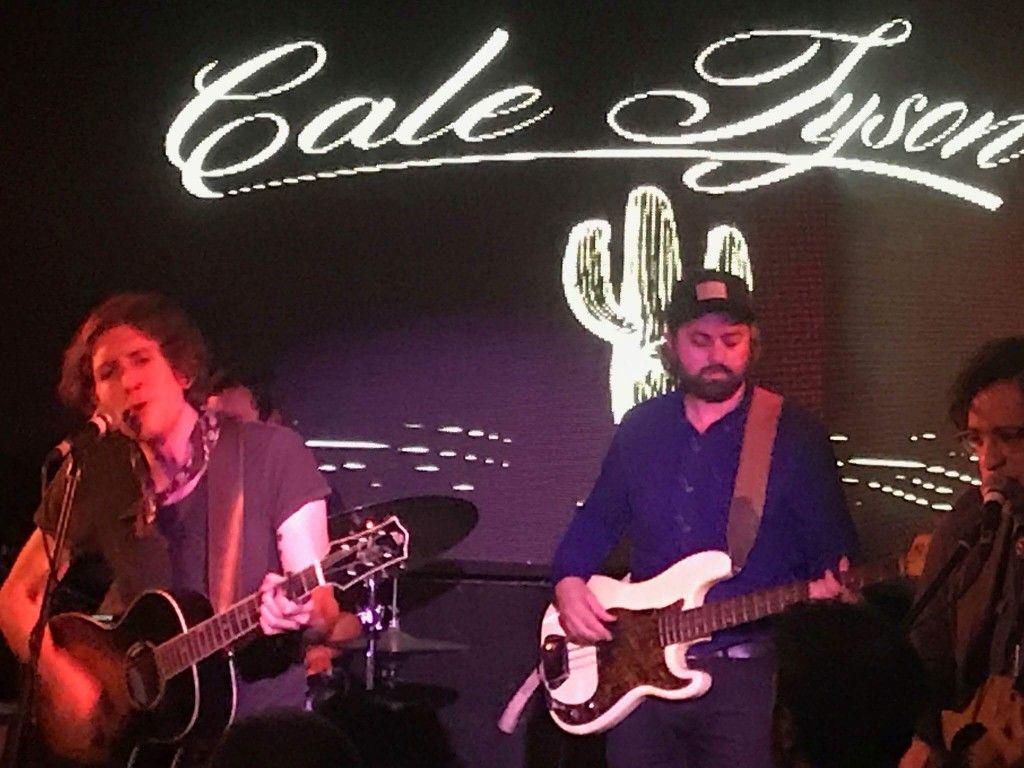Cale Tyson – Boite live (Madrid)