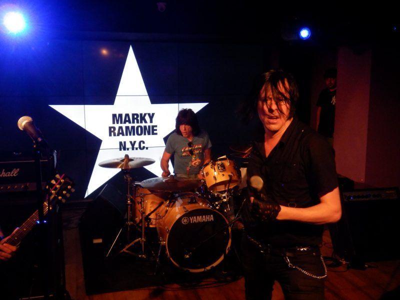 Marky Ramone´s Blitzkrieg, Índico Rock Hotel (Mallorca)