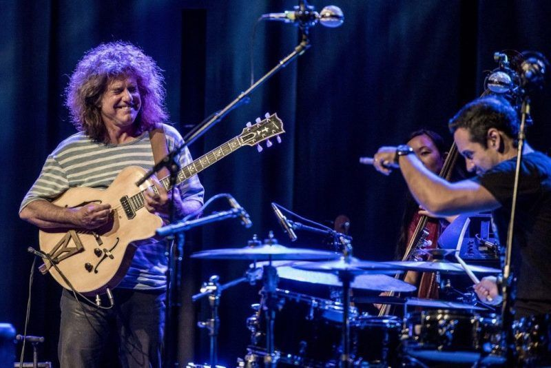 Pat Metheny – Guitar BCN, Sala Barts (Barcelona)