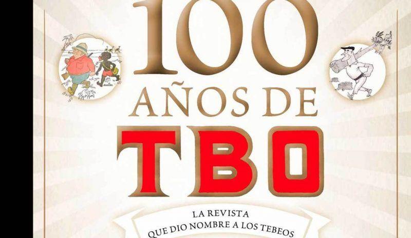 100 Años de TBO – Antoni Guiral (Ediciones B)