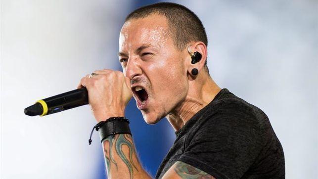Se suicida el cantante de Linkin Park