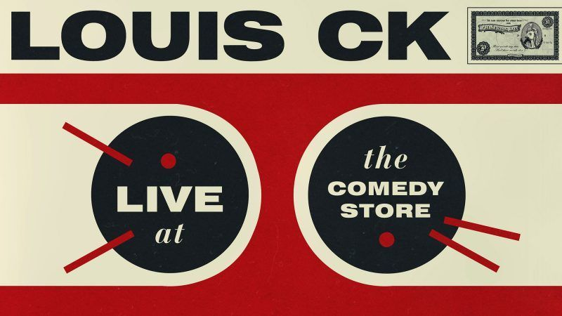 Live at the Comedy Store – Louis CK (Netflix)