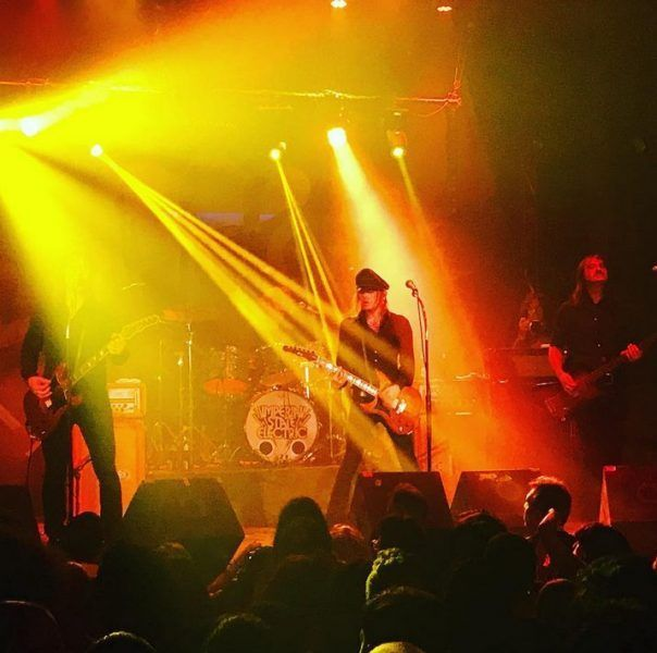 Imperial State Electric – Sala Caracol (Madrid)