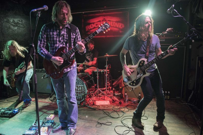 The Steepwater Band, Rocksound, Barcelona