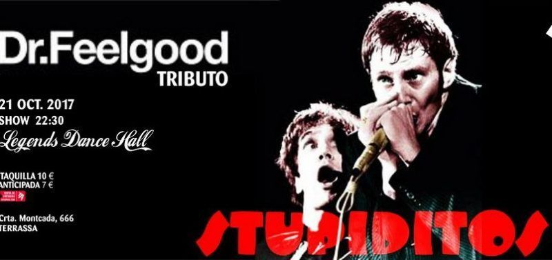 Stupiditos: Honrando a Dr. Feelgood