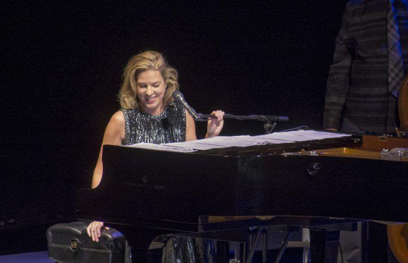 Diana Krall, Voll Damm Jazz Festival – Auditori del Forum (Barcelona)