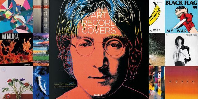 Francesco Spampinato: Art Record Covers (Taschen)